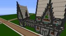 Gothic City [WIP] Minecraft Map & Project