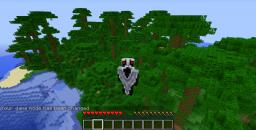Singleplayer/Multiplayer Fly Mod [1.3.2] [DISCONTINUED] Minecraft Mod