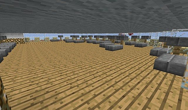 Freedom of the seas currently halted minecraft project