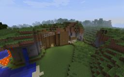 Natural Formed Mansion. 1.4.2 Minecraft Map & Project