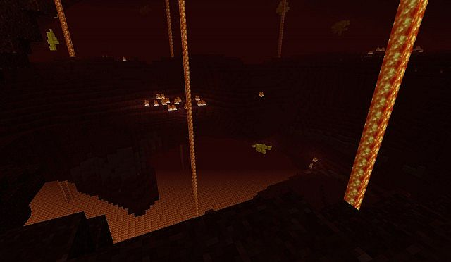 The nether.