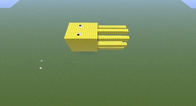 butter squid minecraft project