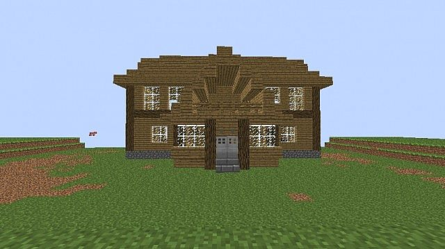 Medium House Minecraft Project