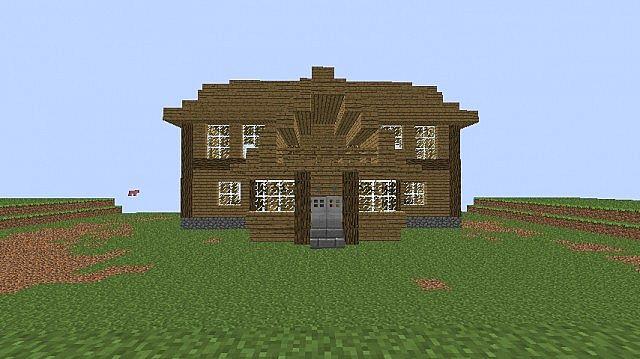 Medium house minecraft project for Medium houses