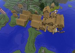 Adventure Map: The Legend of the Dad Minecraft Project