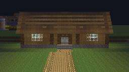 Two Old Lithuanian Style Houses Minecraft Map & Project