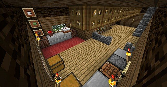 Halloween Haunted House Minecraft Project