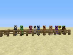 mutimobs texture pack! (REQUIRES HD PATCHER) Minecraft Texture Pack