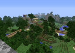 Awesomclunk's Survival Map! Minecraft Map & Project