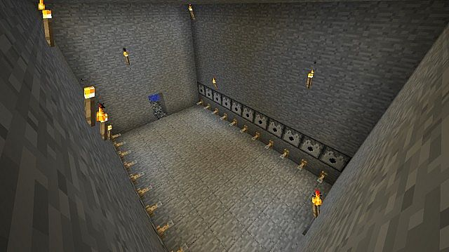 how to find a abandoned mineshaft in minecraft