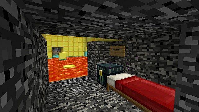 Abandoned MIne | Minecraft Map | Minecraft Hub