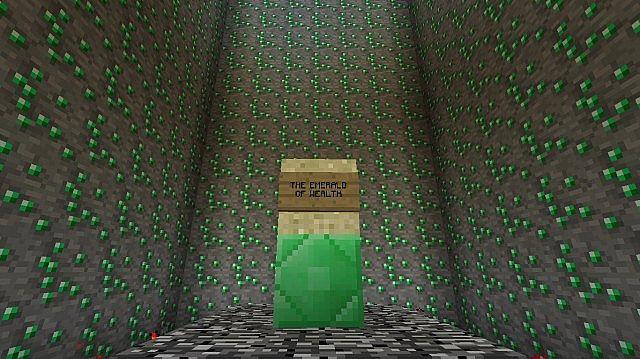 Ravine, Village and Abandoned Mineshaft Seed - Minecraft ...