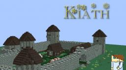 Kiath - Medieval Castle Minecraft Map & Project