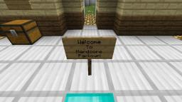 Hardcore Parkour Map [Works for every Minecraft version] Minecraft Map & Project