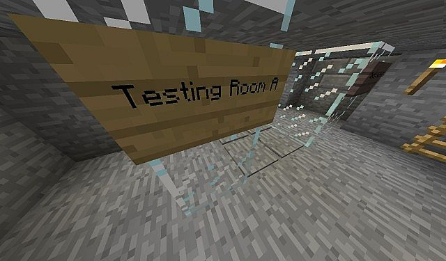 Testing Room A