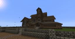 Haunted Manor Minecraft Map & Project