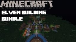 Elven Building bundle Minecraft