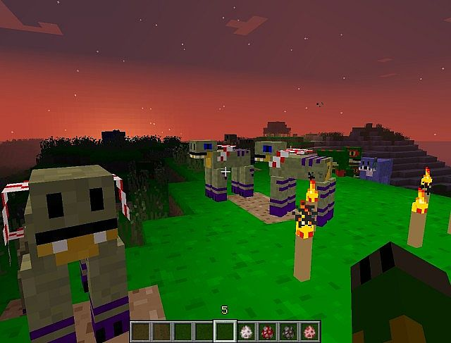 Minecraft 1.8   Texture Packs