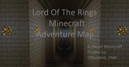 *DISCONTINUED* Lord of the Rings Adventure Map (LOTR) Minecraft