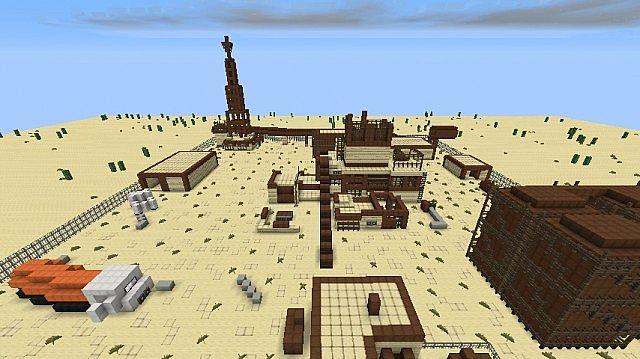 Minecraft Mw2 Rust Map Timelapse Minecraft Project