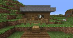 Modern Ranch Minecraft Map & Project