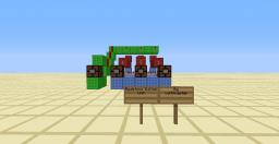 Redstone Button Unit Minecraft Map & Project
