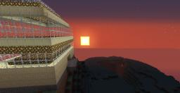 Le Manor Sunset ~ WIP Minecraft Map & Project