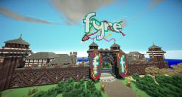 FyreUK - 100k Subscriber City DOWNLOAD Minecraft Map & Project
