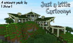 Just a Little Cartoony! [v 1.4.2] Minecraft Texture Pack