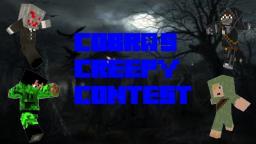 Cobra's Creepy Contest [Enter Now!] Minecraft Blog