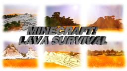Minecraft Lava Survival Custom Adventure Map Minecraft Map & Project