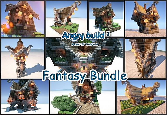 Fantasy bundle, Schematics Package [download] Minecraft Project on minecraft maze, minecraft enterprise blueprints, minecraft redstone schematics, minecraft schematics blueprints mob spawner, minecraft schematics and blueprints,