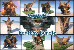 Fantasy bundle, Schematics Package [download] Minecraft Project