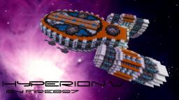 Hyperion V: Starship Minecraft Map & Project