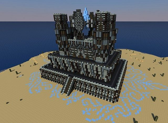 Desert fortress concept build mini builds ep 2 for Fortress build