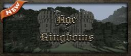 | Age of Kingdoms | 1.4.7 | 200 Slots | Hardcore-RPG | Minecraft