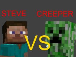 STEVE VS CREEPER TEXTURE PACK Minecraft Texture Pack