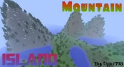 Mountain Island Minecraft Project