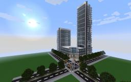 A New Project Minecraft Blog