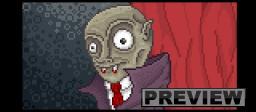 Nosferatu Haloween Pixelart [by Marqo34] Minecraft