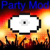 [50,000+ Downloads][Forge][1.6.4][Inactive for now]The Party Mod Revisited! - With All New Items Minecraft Mod
