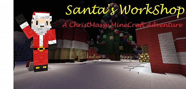 ChristMas Adventure Map - Santa's Workshop`- DOWNLOAD AVAILABLE ...