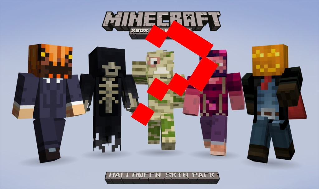 Minecraft XBox Skin Pack For Pc Minecraft Blog - Skins para minecraft pc