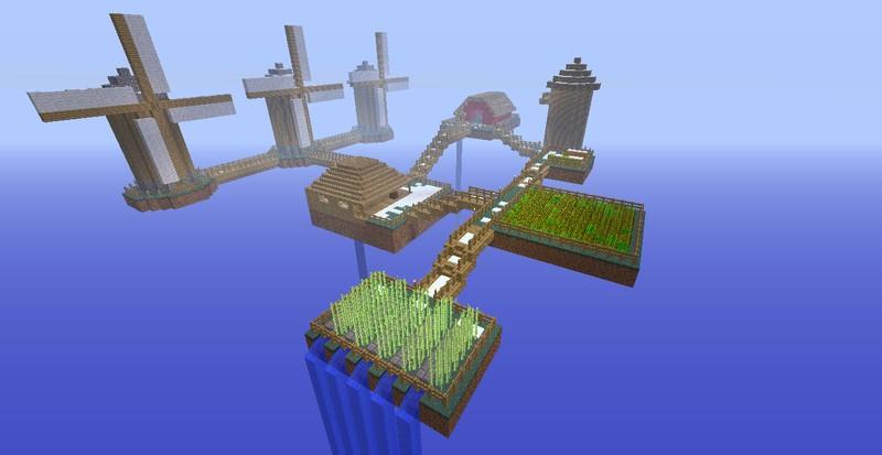Minecraft Base Designs