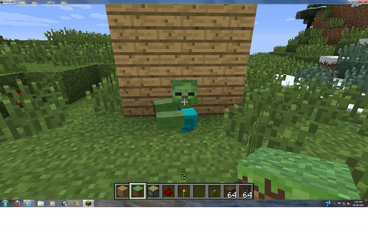 How to make a hidden mob spawner! Minecraft Blog