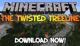 The Twisted Treeline - 6-10 Player DotA Styled PvP Map Minecraft Map & Project