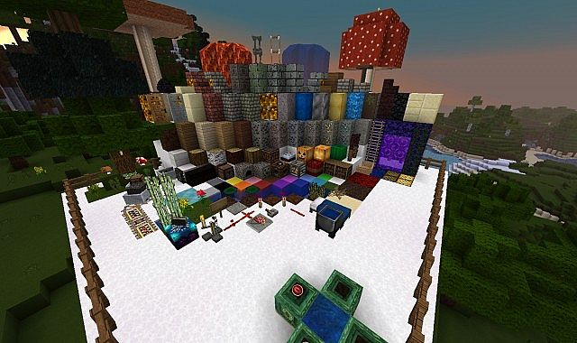 Td Comic Mix By Alchemagi Minecraft Texture Pack
