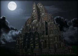 Brutedral Minecraft Map & Project