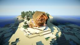 Winter House Challenge Minecraft Project