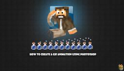 How To Create a GIF Animation Minecraft